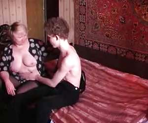 Granny and Teen Videos